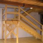 Samonosné schodisko