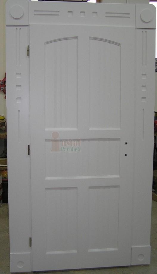 Dvere masiv replika pôvodných dverí